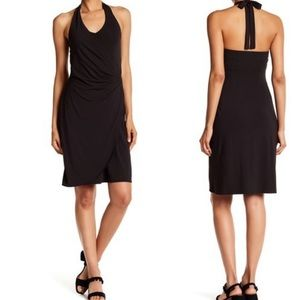 Tommy Bahama Relax Tambour Shirred Halter Dress